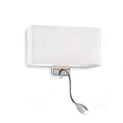 Ideal Lux - Swivel - HOTEL AP2 - Applique - Bianco - LS-IL-035949