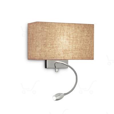 Ideal Lux - Swivel - HOTEL AP2 - Applique - Canvas - LS-IL-103204