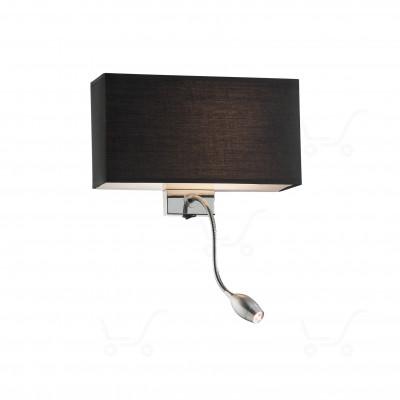 Ideal Lux - Swivel - HOTEL AP2 - Applique - Nero - LS-IL-035956