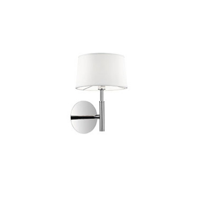 Ideal Lux - Tissue - HILTON AP1 - Applique - Bianco - LS-IL-075471