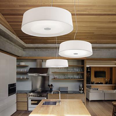 Ideal Lux - Tissue - HILTON SP4 - Lampada a sospensione