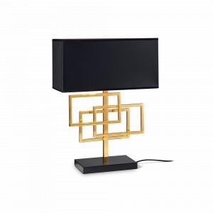 Ideal Lux - Tissue - Luxury TL1 - Lampada da tavolo moderna