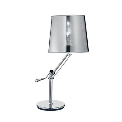 Ideal Lux - Tissue - REGOL TL1 - Lampada da tavolo - Cromo - LS-IL-019772