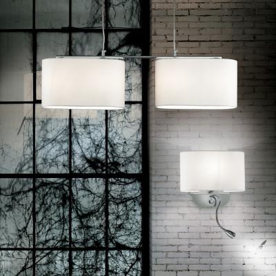 Ideal Lux - Tissue - SHERATON SB4 - Lampada a sospensione
