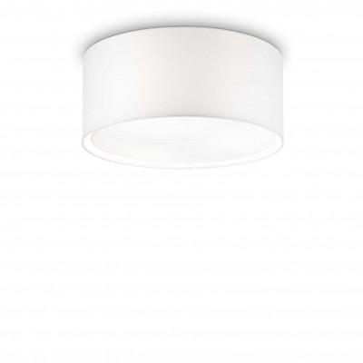 Ideal Lux - Tissue - WHEEL PL3 - Plafoniera - Bianco - LS-IL-036014