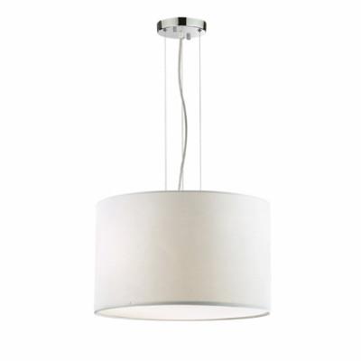 Ideal Lux - Tissue - WHEEL SP3 - Lampada a sospensione - Bianco - LS-IL-009681