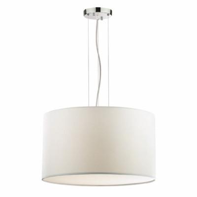 Ideal Lux - Tissue - WHEEL SP5 - Lampada a sospensione - Bianco - LS-IL-009698