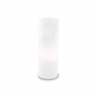 Ideal Lux - Tube - EDO TL1 BIG - Lampada da comodino - Bianco - LS-IL-044590