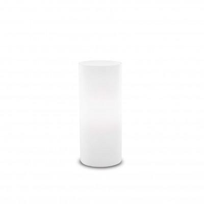 Ideal Lux - Tube - EDO TL1 SMALL - Lampada da comodino - Bianco - LS-IL-044606