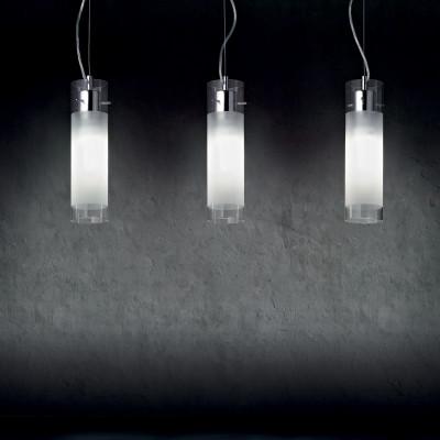 Ideal Lux - Tube - FLAM SP3 - Lampada a sospensione