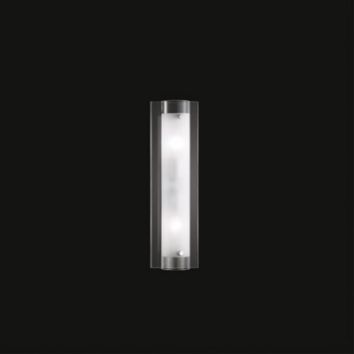 Ideal Lux - Tube - TUDOR AP2 - Lampada parete/soffitto - Trasparente - LS-IL-051857