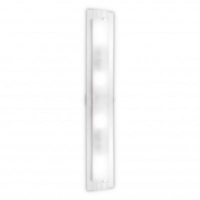 Ideal Lux - Tube - TUDOR AP4 - Lampada parete/soffitto - Trasparente - LS-IL-051864