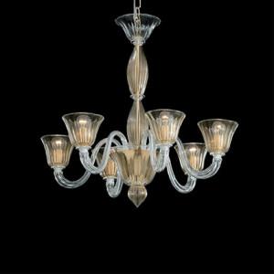 Ideal Lux - Venice - CA' FOSCARI SP6 - Lampada a sospensione