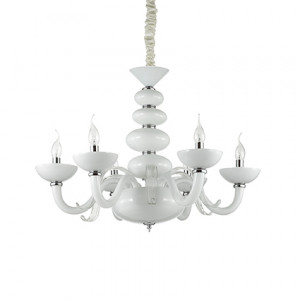 Ideal Lux - Venice - Praga SP6 - Lampada a sospensione