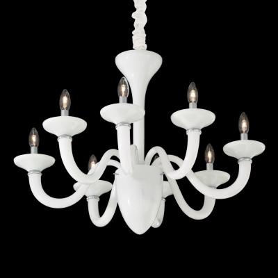 Ideal Lux - Venice - WHITE LADY SP8 - Lampada a sospensione