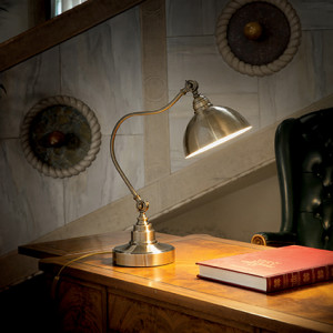 Ideal Lux - Vintage - Amsterdam TL1 - Lampada da tavolo
