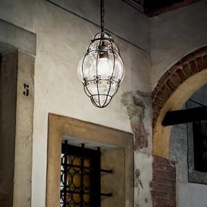 Ideal Lux - Vintage - Anfora SP1 Big - Lampada a sospensione