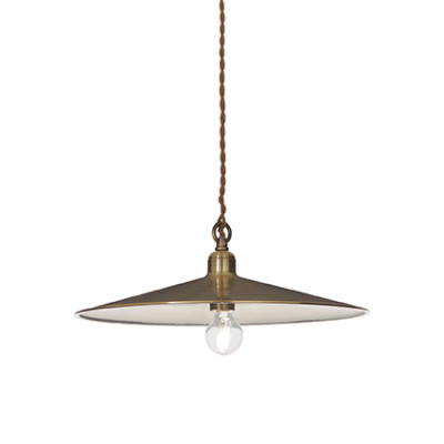 Ideal Lux - Vintage - Cantina SP1 Big - Lampada a sospensione - Brunito - LS-IL-112701