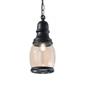 Ideal Lux - Vintage - Hansel SP1 Oval - Lampada a sospensione