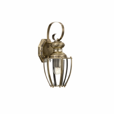 Ideal Lux - Vintage - NORMA AP1 - Applique  - Brunito - LS-IL-004419