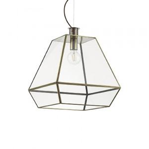 Ideal Lux - Vintage - Orangerie SP1 Big - Lampada a sospensione