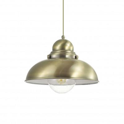 Ideal Lux - Vintage - SAILOR SP1 D43 - Lampada a sospensione - Brunito - LS-IL-025285