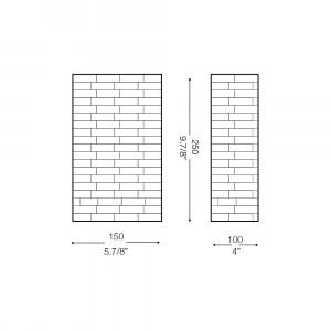Ideal Lux - Wall - SCACCHI AP1 - Lampada da parete
