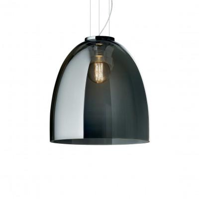 Ideal Lux - White - EVA SP1 BIG - Lampada a sospensione - Fumé - LS-IL-101095