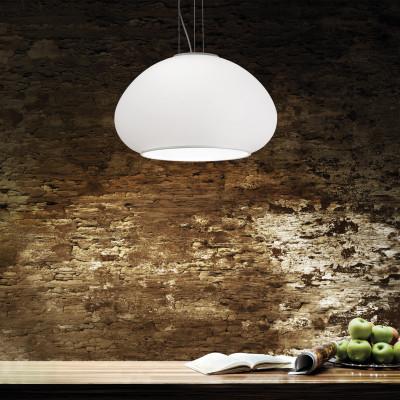 Ideal Lux - White - MAMA SP3 D50 - Lampada a sospensione