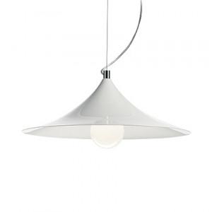 Ideal Lux - White - Mandarin SP1 - Lampadario con diffusore in metallo