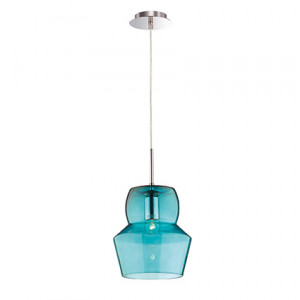 Ideal Lux - Zeno - Zeno SP1 Big - Lampadario con diffusore in vetro