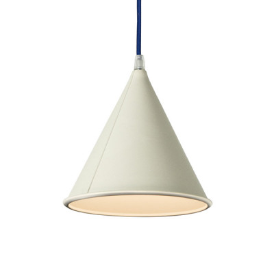 In-es.artdesign - Be.pop - Pop 2 SP - Lampadario moderno colorato - Bianco/blu - LS-IN-ES022B-BL