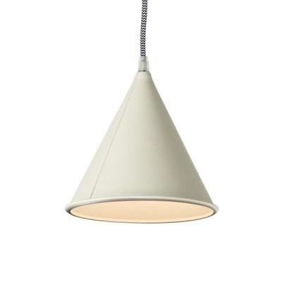 In-es.artdesign - Be.pop - Pop 2 SP - Lampadario moderno colorato - Bianco/nero bianco - LS-IN-ES022B-BN