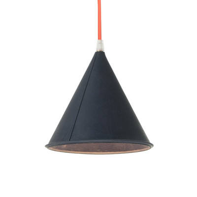 In-es.artdesign - Be.pop - Pop 2 SP - Lampadario moderno colorato - Blu/arancione - LS-IN-ES022DB-AF