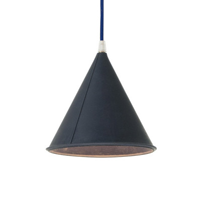 In-es.artdesign - Be.pop - Pop 2 SP - Lampadario moderno colorato - Blu/blu - LS-IN-ES022DB-BL