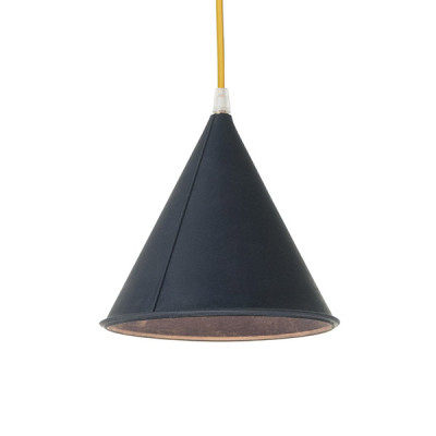 In-es.artdesign - Be.pop - Pop 2 SP - Lampadario moderno colorato - Blu/giallo - LS-IN-ES022DB-G