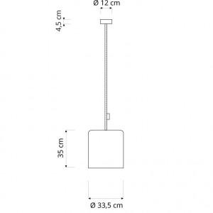 In-es.artdesign - Bin - Bin Nebula - Lampada a sospensione