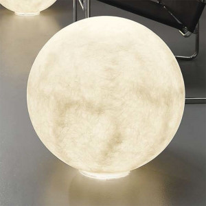 In-es.artdesign - Floor Moon - Floor Moon 3 - Lampada da salone