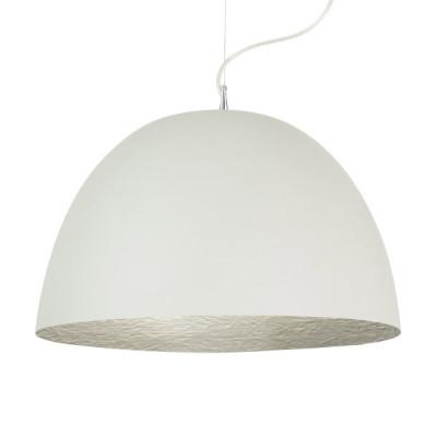 In-es.artdesign - H2O - H2O - Lampada a sospensione - Bianco / Argento - LS-IN-ES050BI-AR