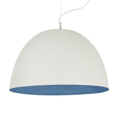 In-es.artdesign - H2O - H2O - Lampada a sospensione - Bianco / Blu - LS-IN-ES050BI-BL