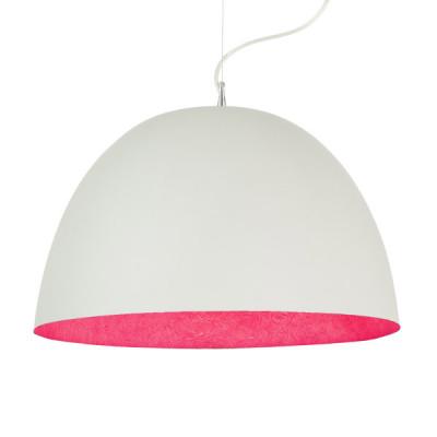 In-es.artdesign - H2O - H2O - Lampada a sospensione - Bianco / Magenta - LS-IN-ES050BI-M