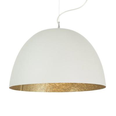 In-es.artdesign - H2O - H2O - Lampada a sospensione - Bianco/Oro - LS-IN-ES050BI-O