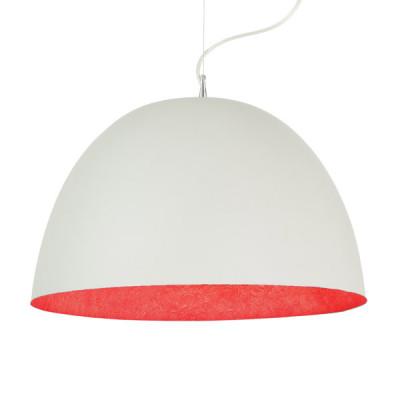 In-es.artdesign - H2O - H2O - Lampada a sospensione - Bianco/Rosso - LS-IN-ES050BI-R