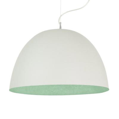 In-es.artdesign - H2O - H2O - Lampada a sospensione - Bianco/Turchese - LS-IN-ES050BI-T