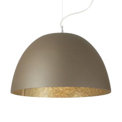 In-es.artdesign - H2O - H2O - Lampada a sospensione - Bronzo/Oro - LS-IN-ES050BR-O