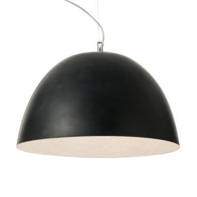 In-es.artdesign - H2O - H2O - Lampada a sospensione - Nero/Bianco - LS-IN-ES050N-B