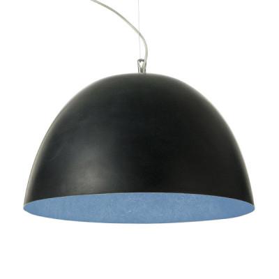 In-es.artdesign - H2O - H2O - Lampada a sospensione - Nero / Blu  - LS-IN-ES050N-BL