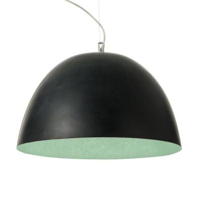 In-es.artdesign - H2O - H2O - Lampada a sospensione - Nero/Turchese - LS-IN-ES050N-T