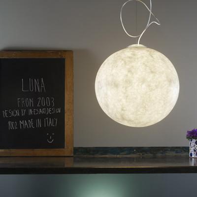 In-es.artdesign - Luna - Luna 2 - Lampada a sospensione