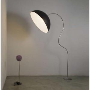 In-es.artdesign - Mezza Luna - Mezza Luna Piantana - Lampada da salone